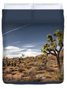 Joshua Tree 15 Duvet Cover
