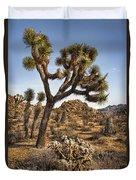 Joshua Tree 16 Duvet Cover