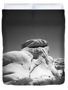 Joshua Tree Holga 6 Duvet Cover
