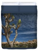 Joshua Tree In Joshua Tree National Park No. 279 Duvet Cover