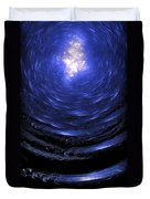 Journey Back To The Surface Duvet Cover