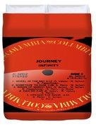 Journey - Infinity Side 2 Duvet Cover