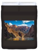 Journey Through The Grand Canyon Duvet Cover