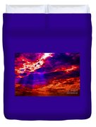 Judgment Day Duvet Cover