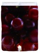 Juicy Grapes Duvet Cover