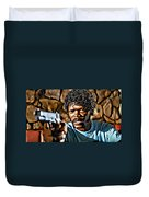 Jules Winnfield Duvet Cover