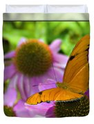 Julia Butterfly 2 Duvet Cover