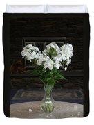 July Bouquet Duvet Cover