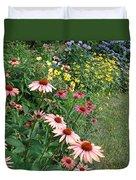 July Garden Duvet Cover