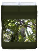 Jungle Canopy Duvet Cover