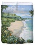 Jungle Waves Duvet Cover