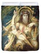 Jupiter And Semele  Duvet Cover