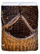 Just A Basket Duvet Cover