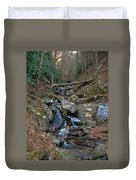 Just A Creek Duvet Cover