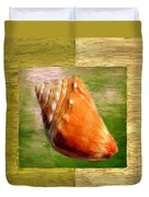 Just Beachy Duvet Cover by Lourry Legarde