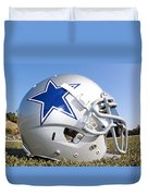 Just Before The Game Duvet Cover