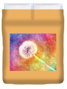 Just Dandy A Colorful Dream Duvet Cover