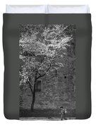 Just For A Walk Duvet Cover
