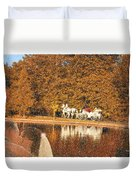 Just Married - A Fairytale Duvet Cover