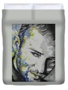 Justin Timberlake...02 Duvet Cover