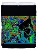 Jwinter #6 Enhanced 2 Duvet Cover