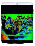 Jwinter #9 Enhanced Colors 1 Duvet Cover