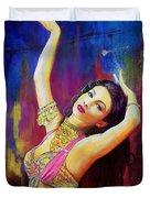 Kaatil Haseena Duvet Cover
