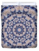Kaleidoscope 19 Duvet Cover