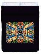 Kaleidoscope 2 Duvet Cover