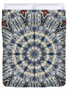 Kaleidoscope 29 Duvet Cover