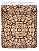 Kaleidoscope 30 Duvet Cover