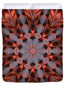 Kaleidoscope 35 Duvet Cover