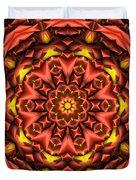 Kaleidoscope 42 Duvet Cover