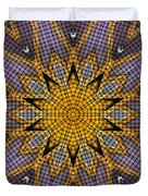 Kaleidoscope 5 Duvet Cover
