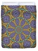 Kaleidoscope 6 Duvet Cover