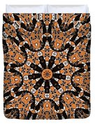 Kaleidoscope 62 Duvet Cover