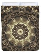 Kaleidoscope 66 Duvet Cover