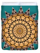 Kaleidoscope 7 Duvet Cover