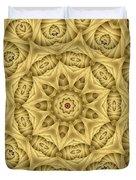 Kaleidoscope 76 Duvet Cover
