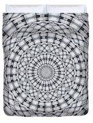 Kaleidoscope 9 Duvet Cover