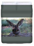 Kangaroo-4 Duvet Cover