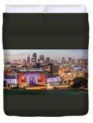 Kansas City 2 Duvet Cover