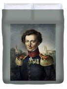 Karl Von Clausewitz (1780-1831) Duvet Cover