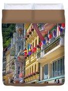 Karlovy Vary Duvet Cover