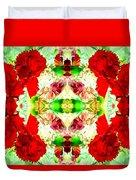 Karnation Kaleidoscope Duvet Cover