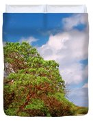 Kauai Beach Duvet Cover