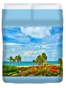 Kauai Bliss Duvet Cover