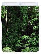Kauai Trees Duvet Cover