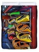 Kayaks Hdrbt3226-13 Duvet Cover