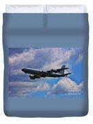 Kc-135 Stratotanker Duvet Cover